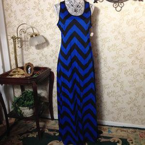 NWOT Faded Glory maxi dress,